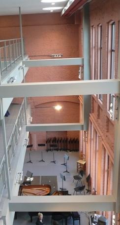 Di 2/9 – Une nouvelle Académie de Musique